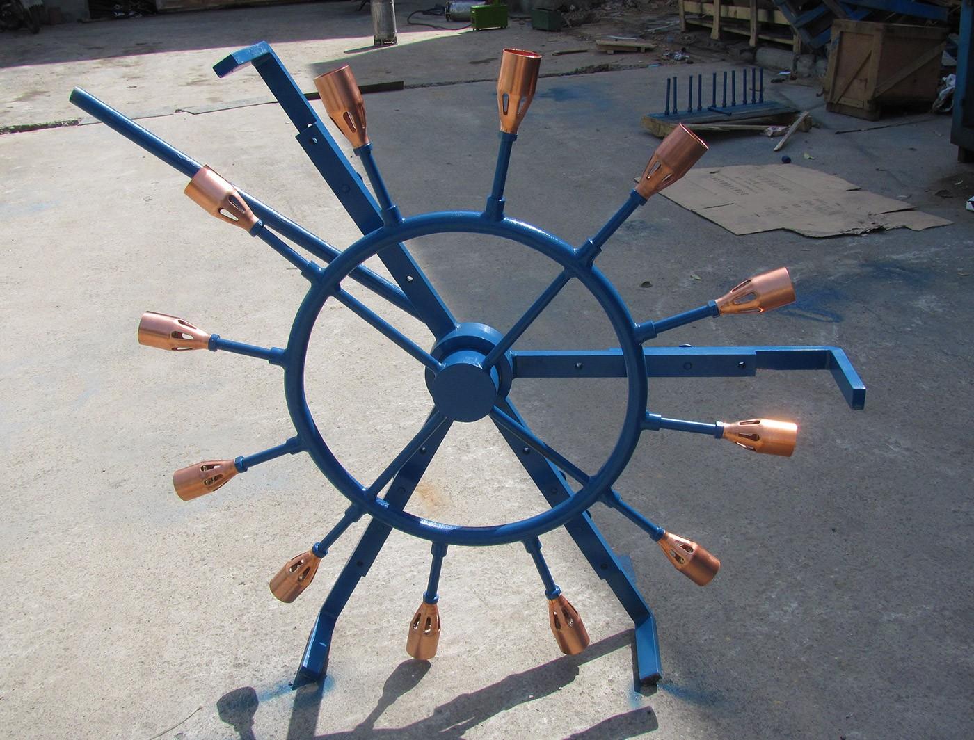 Internal Pipe Heater